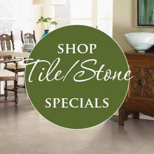 Shop tile & stone specials