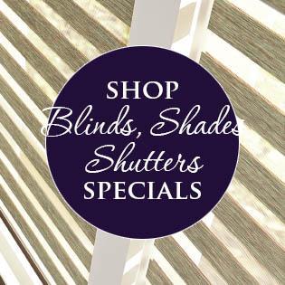 Shop window specials